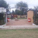 Stableyard entrance
